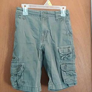 Boys Faded Glory Shorts Size 7